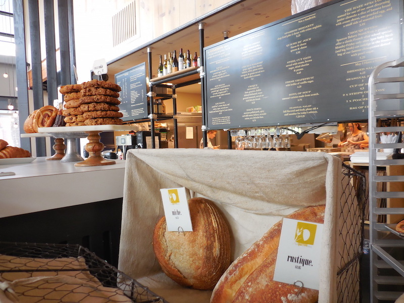 The Sparrow Bakery Northwest