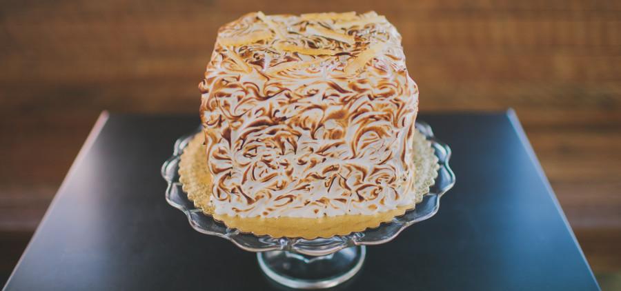 Lemon Meringue Cake:  Secrets Revealed!